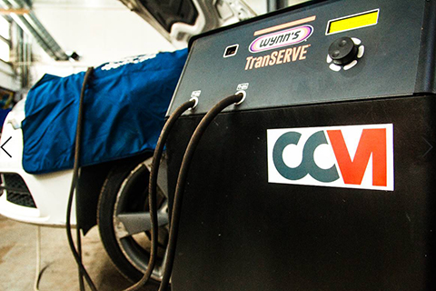 Gearbox Flushing at CCM Garages
