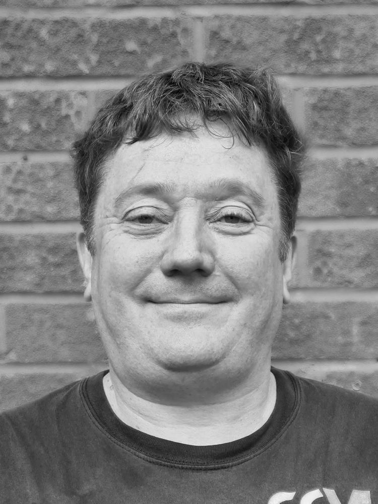 Gus MOT Tester and Technician of CCM Cranleigh